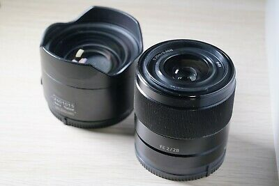Sony FE 28mm f/2.0 E-mount Prime Lens and Ultra-wide(SEL075UWC)(21mm)