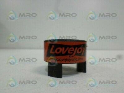 Lovejoy 68514410688 L-075 Jaw Coupling .625 * Used *