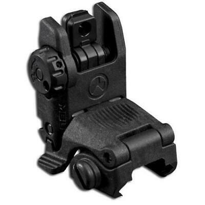 Magpul MAG248-BLK Black MBUS Gen2 Rear Flip-Up Rifle Sight