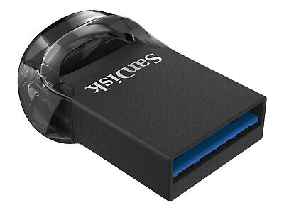 Genuine Sandisk Cruzer Ultra Fit 16GB USB3.1Memory Stick  Flash Drive 130MB/s