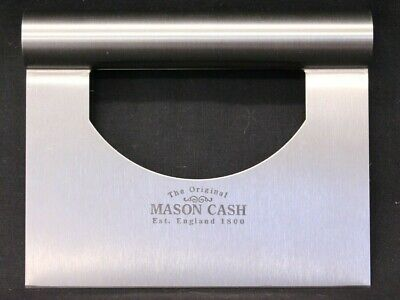Mason Cash Bread Cutter Stainless Steel Unboxed (856A1)