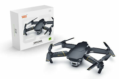 Radio Control & Control Line Toys & Hobbies Global Drone X Pro 2.4g 1080p Wifi Fpv Camera Quadcopter Drone Aircraft Hot ❤