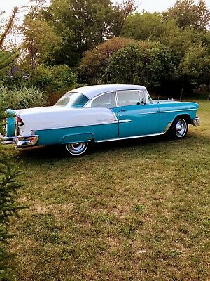 1955 Chevrolet Bel Air/150/210 Continental 1955 Chevy Bel Air with Continental Kit