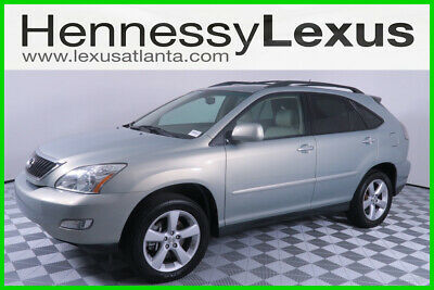 2008 Lexus RX 4DR FWD 2008 4DR FWD Used 3.5L V6 24V Automatic FWD SUV Premium