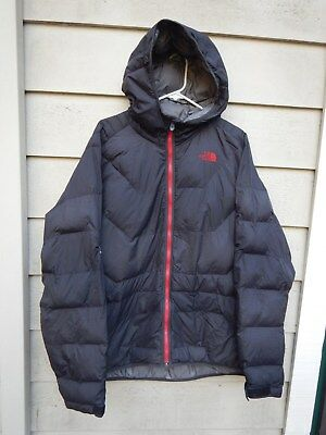 a602395dd THE NORTH FACE Men's Cirque Down Hooded Jacket TNF BLACK EXTRA LARGE ...