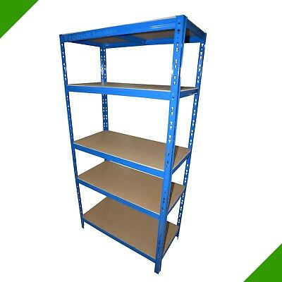 Stable Metal Shelves Shelf Stacking Rack Warehouse Cellar Magazine