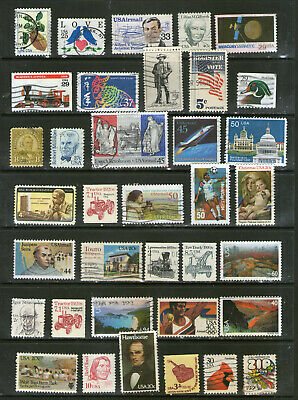 U.S.A. Selection.  Lot 1 of 9 lots.   All 49p asking price.