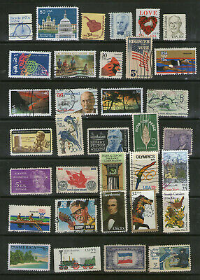 U.S.A. Selection.  Lot 2 of 9 lots.   All 49p asking price.