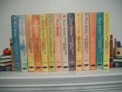 Trixie Belden Lot of 14 (Deluxe Edition)