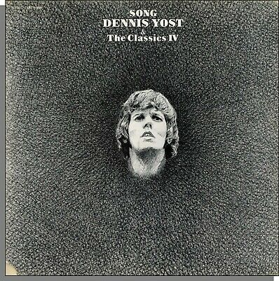 Dennis Yost & The Classics IV - Song (1970) - Liberty LP Record! LST-11003!