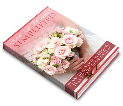 Wedding Planning Simplified eBook with Full Master Resell Rights