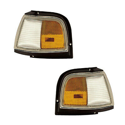 GM2550104V Replacement Side Marker Light for 88-96 Cutlass Ciera Driver Side