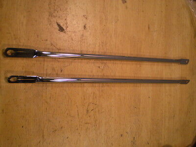 Schwinn Stingray Krate Bicycle Spring Fork Truss Rods & S Bolt Set