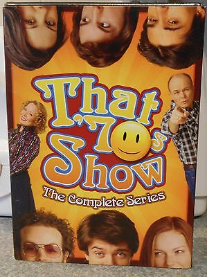 That 70s Show: The Complete Series (DVD, 2013, 24-Disc Set) BRAND NEW