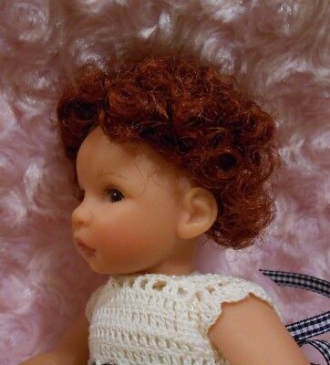 Monique Doll Wig size 5//6 New in Box ~ Annie ~ Blonde ~BIG HUGE CLEARANCE SALE!!