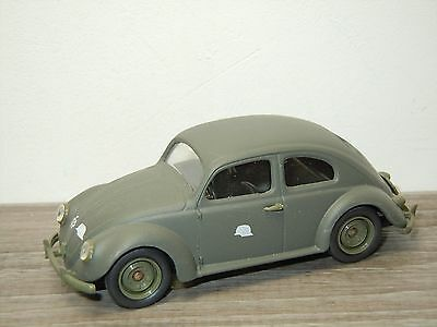 VW Volkswagen Beetle Kafer Kever Army Version van Vitesse 1:43 *28328