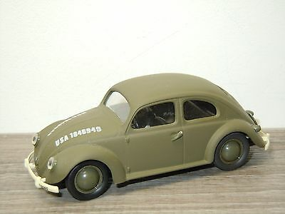 VW Volkswagen Beetle Kafer Kever USA Army Version van Vitesse 1:43 *28329