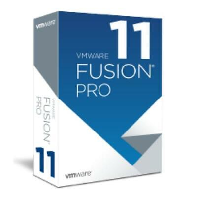 Vmware FUSION 11 LICENCE LifeTime 🔥Download Link🔥