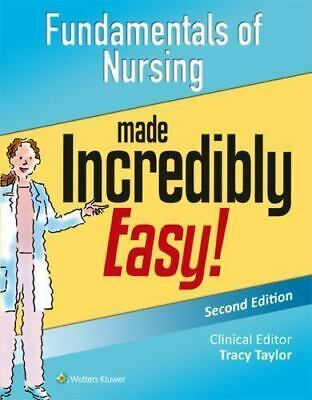 Fundamentals of Nursing Made Incredibly Easy! **(PDF-EBOOK)**