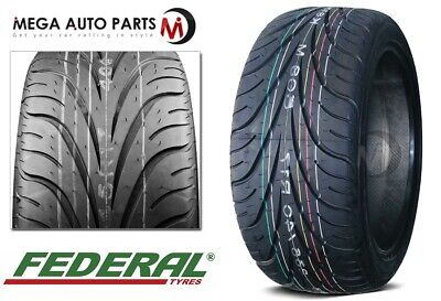 Federal 595RS-R 205/50ZR15 89W Summer Performance Sport Racing UHP Tire