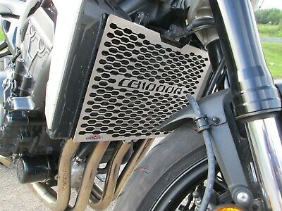 Honda CB1000R (18-19) Stainless Steel Radiator Guard Cover Grill Beowulf H039DB