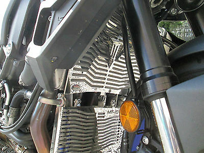 Yamaha MT-10, MT10 (16-18) Beowulf Radiator & Oil Cooler Protectors, Covers