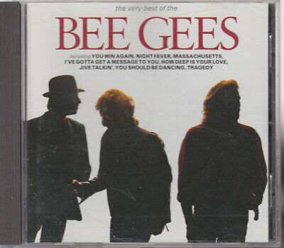 """BEE GEES """"The Very Best Of"""" CD"""