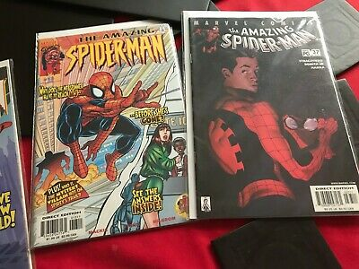 Amazing Spider-Man (Vol.2)   #37/478  &  # 456 bagged and boarded