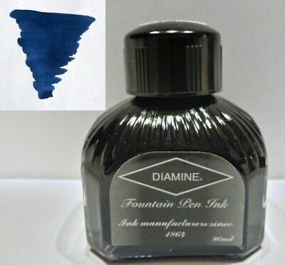 Tinta Diamine Midnight 80 Ml.