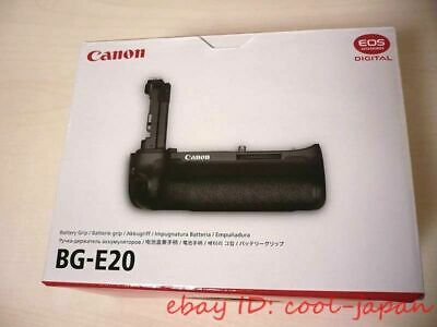 CANON Battery Grip BG-E20 for EOS5D Mark IV Brand New from JAPAN