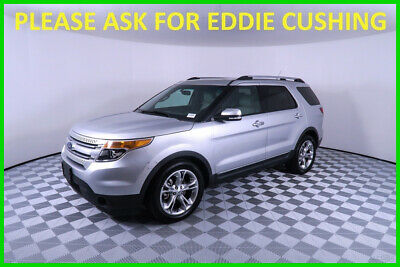 2012 Ford Explorer LIMITED 2012 LIMITED Used 3.5L V6 24V Automatic FWD SUV
