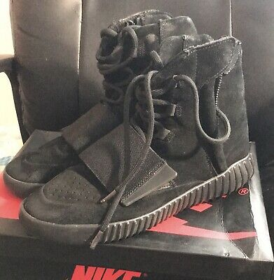 30575f16be52a ADIDAS YEEZY BOOST 750 Triple Black Size 12.5 -  255.00
