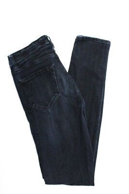 8253cac1 GENETIC DENIM STEM Womens Jeans Size 26 Teal Blue Colored Skinny ...