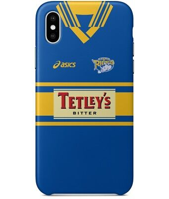 LEEDS RHINOS RUGBY LEAGUE     RETRO  GEL TPU IPHONE CASE COVER