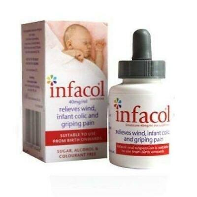 1xInfacol Relives Wind INFANT Colic & Griping Pain 50ml
