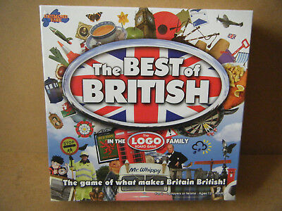 The Best of British Mini Game