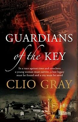New, Guardians of the Key, Gray, Clio, Book