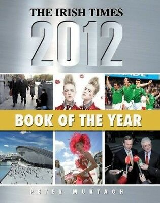 New, The Irish Times Book of the Year 2012, Peter Murtagh, Book