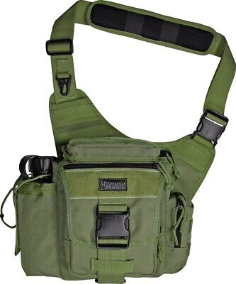 Maxpedition--Jumbo Versipack OD Green