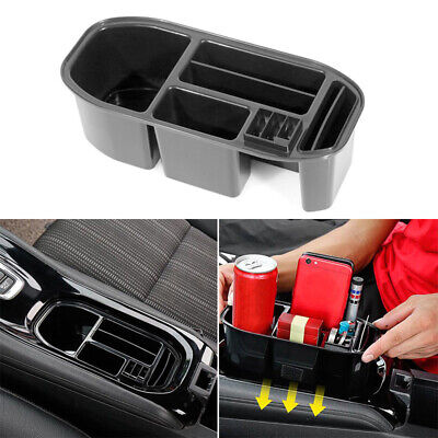 1PC Car Water Cup Holder Storage Box Container Tray For Honda Vezel HR-V HRV