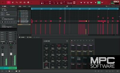 AKAI Professional MPC 2 [v2.5] (VST/AU/AAX) iLok License  Includes Sound Content