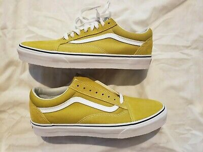 4f7135d46a9399 NEW Vans Old Skool OG Cress Green suede canvas size 8 ultracush