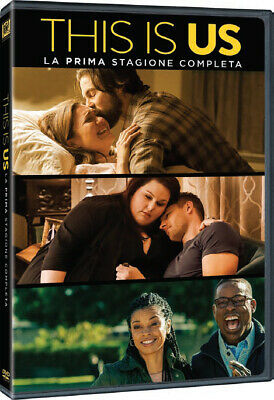 Dvd This Is Us - Stagione 01 (5 Dvd)