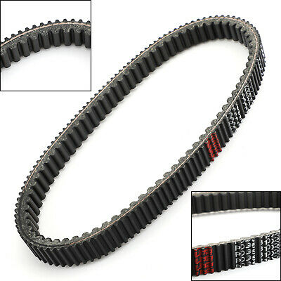 Drive Belt Replacement 810mm x 25.5mm For Aeon Quadro 4 2015 4 Wheelers Motor