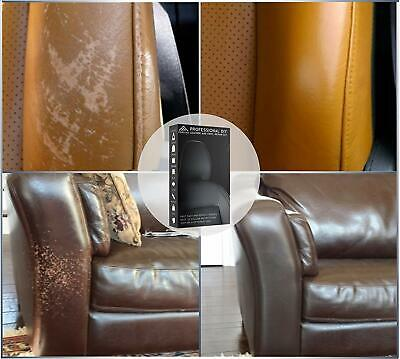 Leather Sofa Repair Kit Fix Rips Holes Tools Set For Car