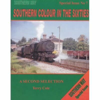 The Southern Way Special Issue: No. 7: Southern Colour  - Paperback NEW Cole, Te