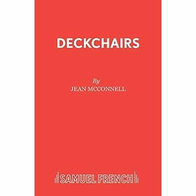 Deckchairs - Paperback NEW McConnell, Jean 01/01/1995