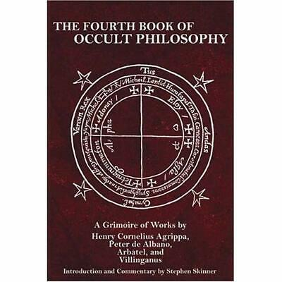 Fourth Book of Occult Philosophy: Attributed to Henry C - Hardcover NEW Agrippa,