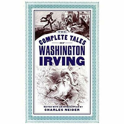 The Complete Tales of Washington Irving - Paperback NEW Irving, Washing 1998-03-
