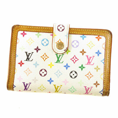 LOUIS VUITTON  M93534 Bifold Wallet with Coin Pocket Portefeiulle · Vienova...
